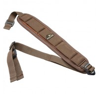 "Butler Creek Comfort Stretch Sling 1"" Brown"
